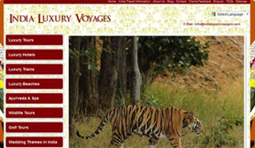 India Luxury Voyages