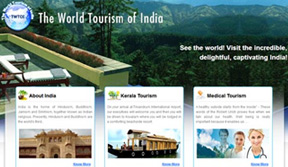 World Tourism Of India